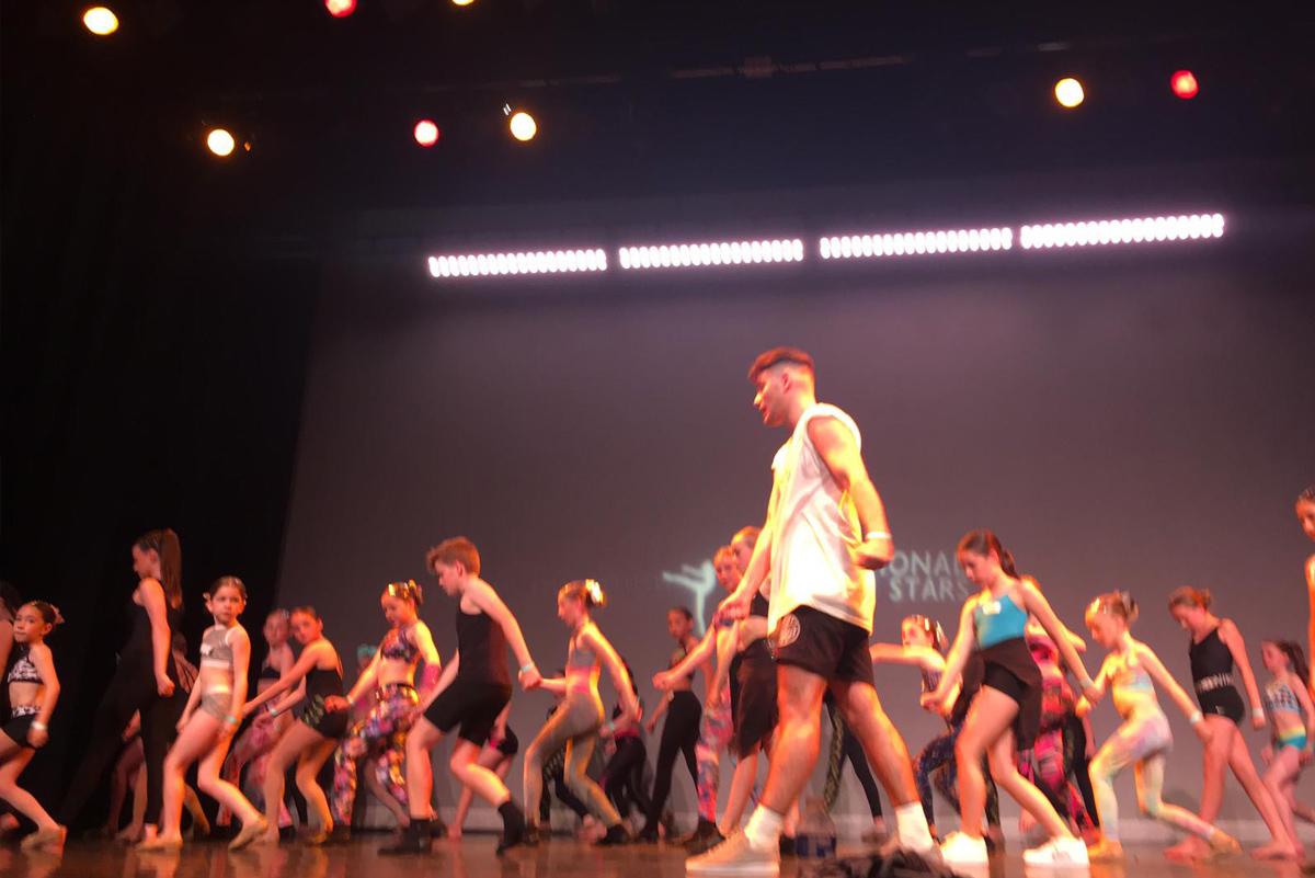 The Urban Dance School